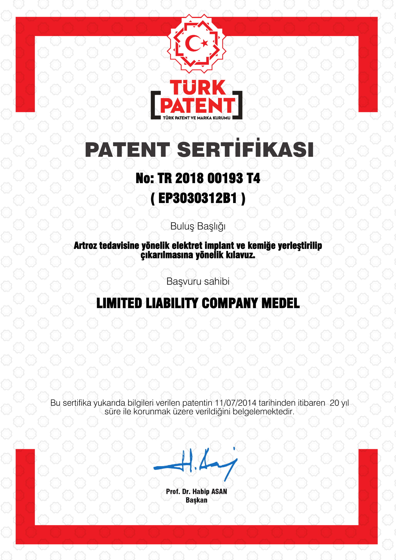 impleso-turkish-patent