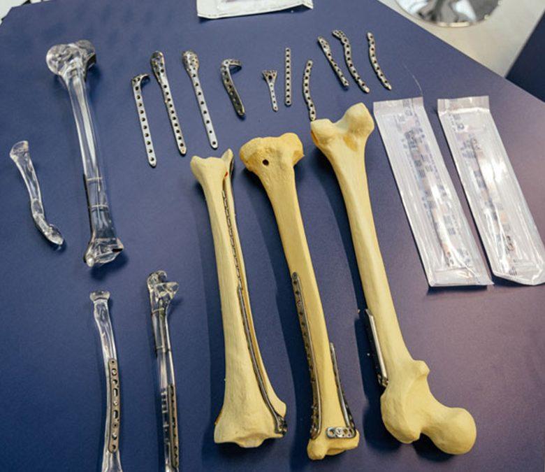 Инновационные медизделия в области травматологии и ортопедии